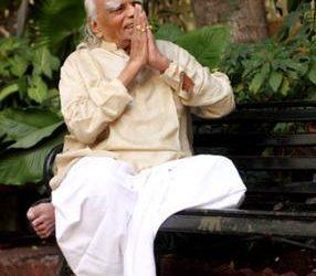 The Hindu Yoga guru