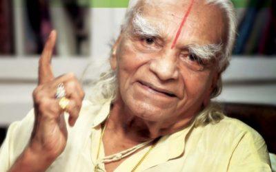 Iyengar mester üzenete jógaoktatókhoz és leendő jógaoktatókhoz