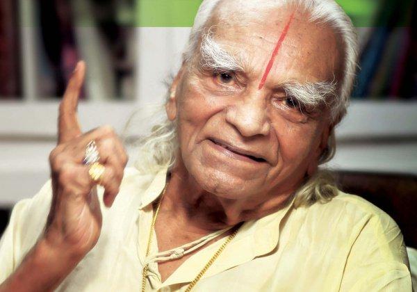 B. K. S. Iyengar 99. születésnap és megnyitó