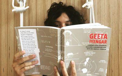 Már rendelhető a Geeta Iyengar 2009-es európai convention-jéről szóló könyv